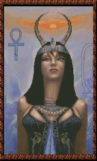 Богиня Исида2.