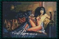 Клеопатра.