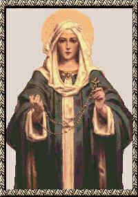 Дева Мария.(2)