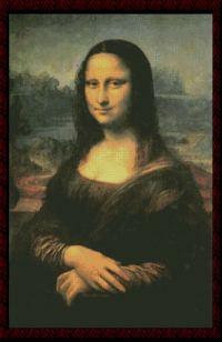 Мона Лиза дель Джоконда.