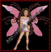 Розовая фея.